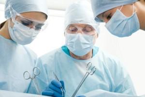 Eine brusterhaltende Operation ist heute operativer Standard.