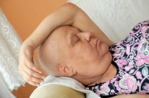 Aeltere Frauen muessen sich haeufiger mit Brustkrebs auseinandersetzen.